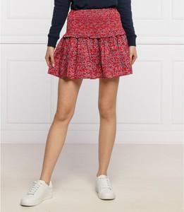 Czerwona spódnica Pepe Jeans
