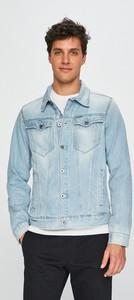 Niebieska kurtka G-Star Raw