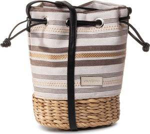 Brązowa torebka GIOSEPPO na ramię w wakacyjnym stylu średnia