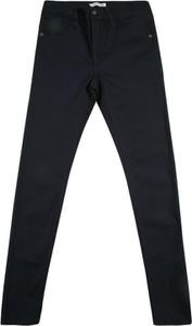 Czarne jeansy dziecięce Name it z jeansu