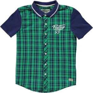 Zielona koszula dziecięca Firetrap