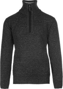 Sweter Multu z golfem w stylu casual