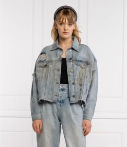 Kurtka Twinset z jeansu