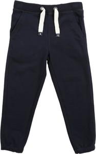 Granatowe spodnie dziecięce S.Oliver Junior