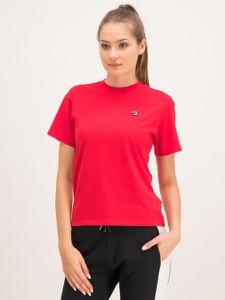 T-shirt Fila z krótkim rękawem w stylu casual