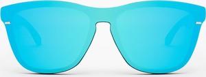 Niebieskie okulary damskie Hawkers