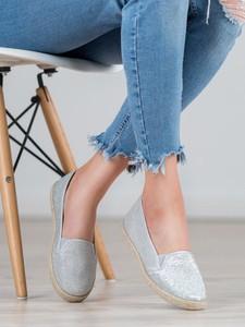 1723b15d0a20b Szare buty damskie, kolekcja wiosna 2019