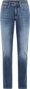 Niebieskie jeansy Camel Active w stylu casual