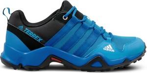 60de94fcc796e Niebieskie buty sportowe Adidas wyprzedaż, kolekcja jesień 2018