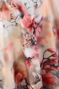 Sukienka Exclusive Line z tkaniny