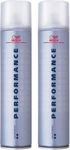 Wella Performance - Spray bardzo mocny 500ml x2 - Wysyłka w 24H!
