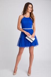 Niebieska sukienka Maravilla Boutique mini