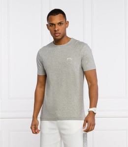 T-shirt Hugo Boss w stylu casual z krótkim rękawem