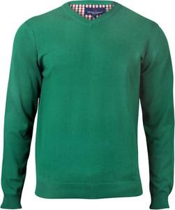 94122d57e256e koszula butelkowa zieleń - stylowo i modnie z Allani