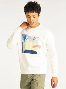 Bluza Lee z nadrukiem