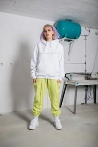 Bluza REST_FActory z bawełny w sportowym stylu