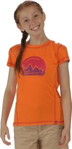 Koszulka dziecięca Regatta z krótkim rękawem