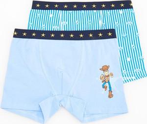Niebieskie majtki dziecięce Reserved dla chłopców