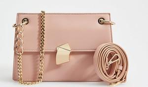 Różowa torebka Mohito