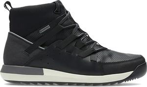 Czarne buty sportowe clarks