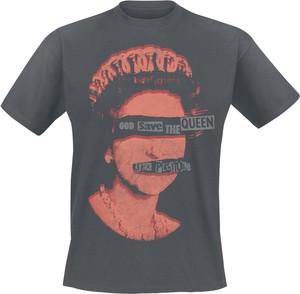 T-shirt Sex Pistols z krótkim rękawem z bawełny