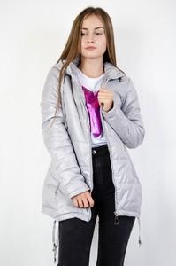 Kurtka Olika w stylu casual długa