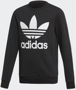 Czarna bluza dziecięca Adidas Originals