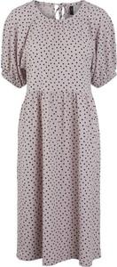Sukienka Y.A.S z dekoltem w kształcie litery v z bawełny w stylu casual