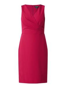 Sukienka Ralph Lauren z dekoltem w kształcie litery v bez rękawów