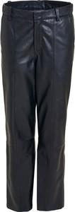 Czarne spodnie ROCKANDBLUE