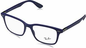 Okulary Ray-Ban RX 7144 Matte Blue Pan