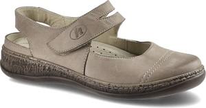 Sandały Helios w stylu casual z klamrami