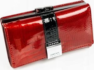 022f6c8bedf7e batycki portfel czerwony - stylowo i modnie z Allani