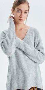 51e280aeb42f Sweter Cropp w stylu casual