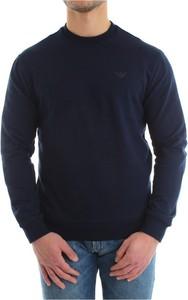 Niebieska bluza Emporio Armani