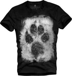 T-shirt Underworld w młodzieżowym stylu z bawełny z nadrukiem