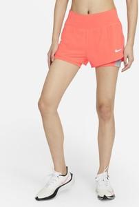 Różowe szorty Nike w sportowym stylu