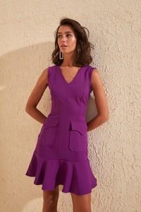 Sukienka Trendyol mini w stylu casual