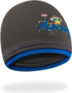 Czarna czapka YoClub