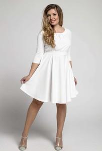 Sukienka Nommo mini z okrągłym dekoltem