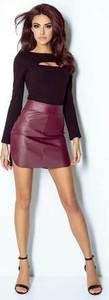 Różowa spódnica Ivon mini