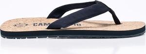 Czarne buty letnie męskie Camp David
