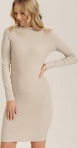 Sukienka Renee dopasowana mini w stylu casual