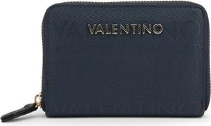 Niebieski portfel Valentino by Mario Valentino