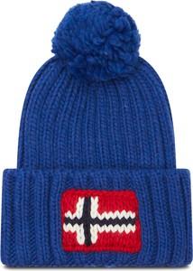 Granatowa czapka Napapijri