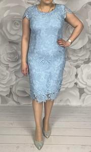 Sukienka Dorota z tkaniny