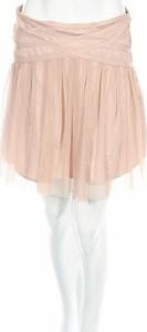 Różowa spódnica Jack Bb Dakota w stylu casual mini
