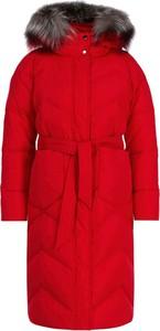 Czerwony płaszcz Marella Sport