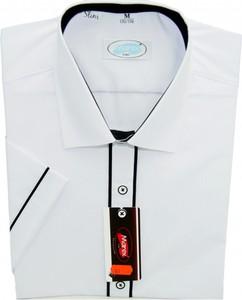 Koszula Marex Łódź z krótkim rękawem