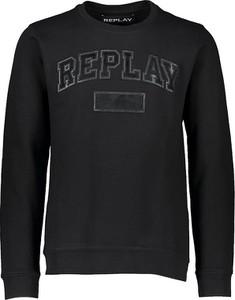 Bluza Replay z bawełny